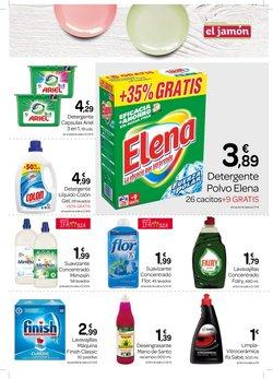 Ofertas de Fairy en Supermercados El Jamón