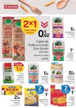 Ofertas de Fideos en Supermercados El Jamón