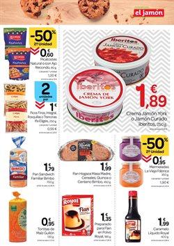 Ofertas de Flan en Supermercados El Jamón