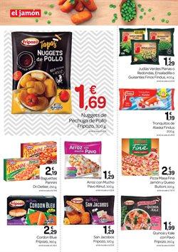 Ofertas de San en Supermercados El Jamón