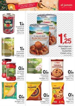 Ofertas de Old El Paso en Supermercados El Jamón