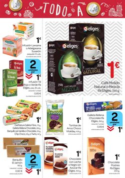 Ofertas de Té verde en Supermercados El Jamón