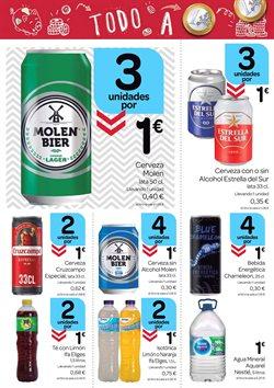 Ofertas de Cerveza sin alcohol en Supermercados El Jamón