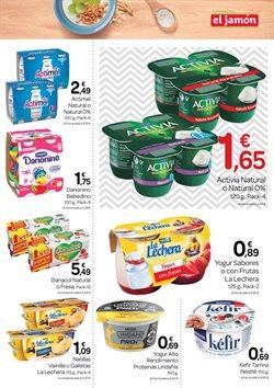 Ofertas de Activia en Supermercados El Jamón