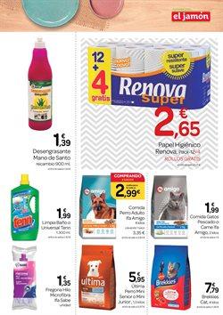 Ofertas de Fregona en Supermercados El Jamón