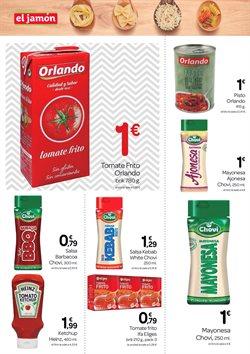 Ofertas de Alimentos sin gluten en Supermercados El Jamón