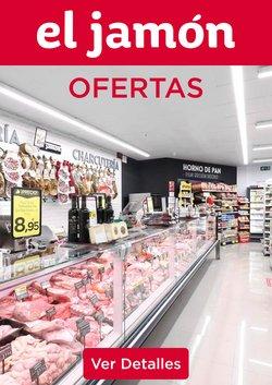 Ofertas de Supermercados El Jamón en el catálogo de Supermercados El Jamón ( 12 días más)