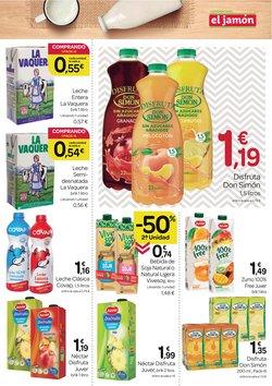 Ofertas de Covap en el catálogo de Supermercados El Jamón ( Publicado hoy)