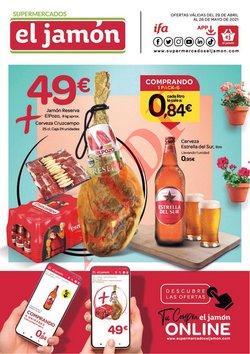 Catálogo Supermercados El Jamón ( 11 días más)