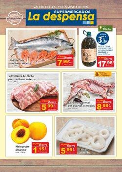 Catálogo Supermercados La Despensa ( Publicado hoy)