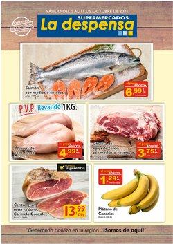 Catálogo Supermercados La Despensa ( Caducado)