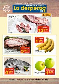 Ofertas de Supermercados La Despensa en el catálogo de Supermercados La Despensa ( 4 días más)