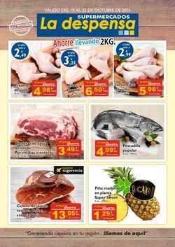 Catálogo Supermercados La Despensa ( Publicado ayer)
