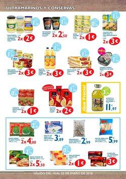 Ofertas de Yatekomo  en el folleto de Supermercados La Despensa en Madrid
