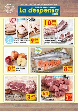 Ofertas de Supermercados La Despensa  en el folleto de Albacete