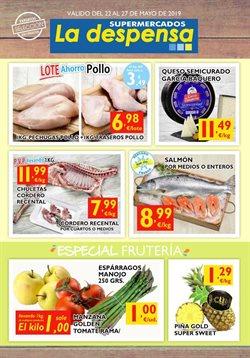 Ofertas de Supermercados La Despensa  en el folleto de Madrid