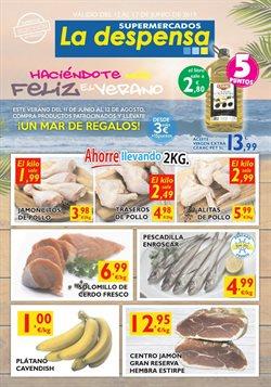 Ofertas de Supermercados La Despensa  en el folleto de San Sebastián de los Reyes