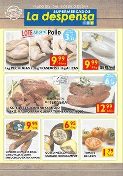 Ofertas de Supermercados La Despensa  en el folleto de Añover de Tajo