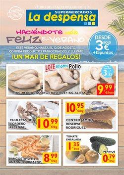 Ofertas de Supermercados La Despensa  en el folleto de Móstoles