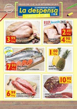 Ofertas de Supermercados La Despensa  en el folleto de Toledo