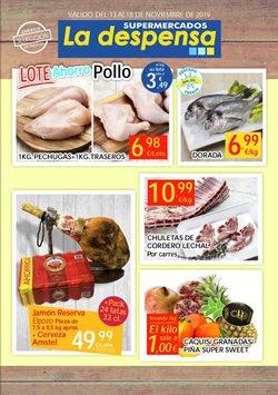 Ofertas de Supermercados La Despensa  en el folleto de Coslada
