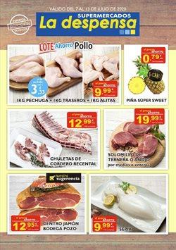 Catálogo Supermercados La Despensa en Leganés ( Caduca mañana )