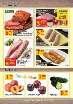 Ofertas de Ciruelas en Supermercados La Despensa
