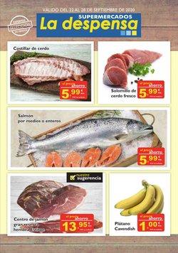 Catálogo Supermercados La Despensa en Coslada ( 2 días más )