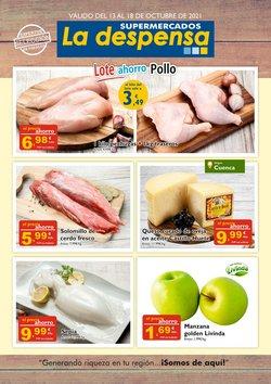 Catálogo Supermercados La Despensa ( Caduca mañana)