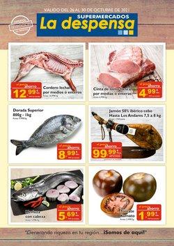 Catálogo Supermercados La Despensa ( 4 días más)