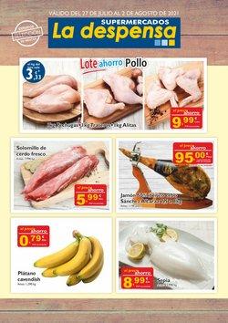 Catálogo Supermercados La Despensa ( 3 días más)