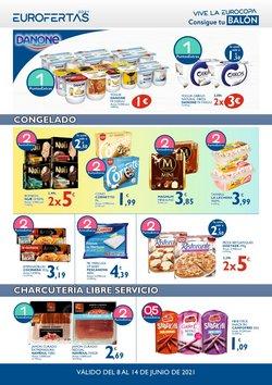 Ofertas de Danone en el catálogo de Supermercados La Despensa ( Caduca hoy)