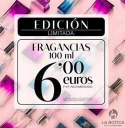 Ofertas de La Botica de los Perfumes  en el folleto de Santa Lucía de Tirajana