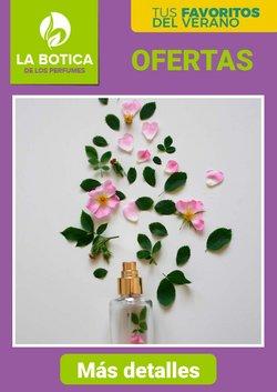 Ofertas de La Botica de los Perfumes en el catálogo de La Botica de los Perfumes ( 29 días más)