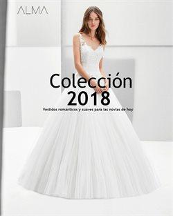 Ofertas de Bodas  en el folleto de ALMA NOVIA en Prat de Llobregat