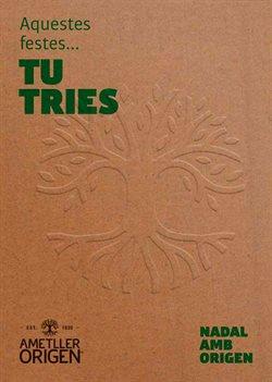 Ofertas de Casa Ametller  en el folleto de Girona