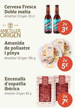 Ofertas de Ametller Origen en el catálogo de Ametller Origen ( Caducado)