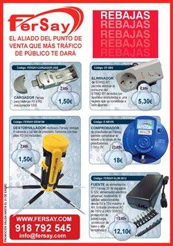 Ofertas de Fersay  en el folleto de Sevilla