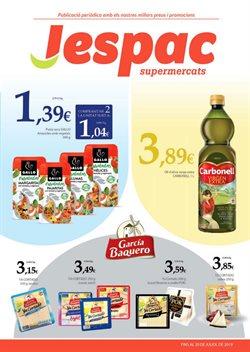Ofertas de Supermercats Jespac  en el folleto de L'Hospitalet de Llobregat