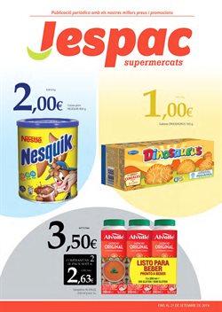 Ofertas de Supermercats Jespac  en el folleto de Cerdanyola del Vallès