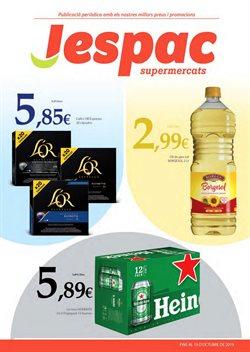 Ofertas de Supermercats Jespac  en el folleto de Terrassa