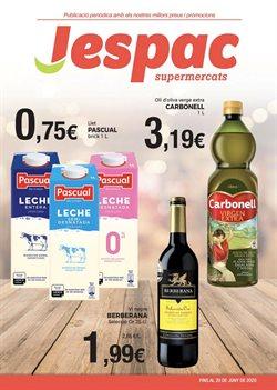 Catálogo Supermercats Jespac ( 3 días publicado )