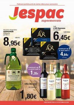 Catálogo Supermercats Jespac en Sabadell ( 25 días más )