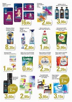 Ofertas de Evax en Supermercats Jespac