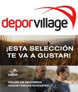 Ofertas de Deporte en el catálogo de Deporvillage ( Caduca hoy)