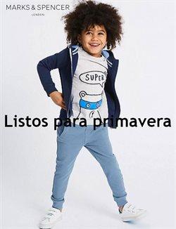 Ofertas de Marks & Spencer  en el folleto de Las Palmas de Gran Canaria