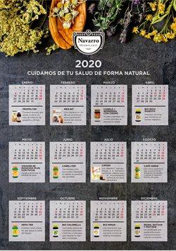 Catálogo Herbolario Navarro en Mislata ( Más de un mes )