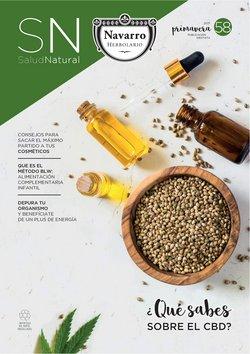Ofertas de Herbolario Navarro en el catálogo de Herbolario Navarro ( Caduca mañana)