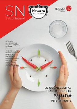 Ofertas de Herbolario Navarro en el catálogo de Herbolario Navarro ( Más de un mes)