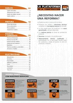 Ofertas de Puertas  en el folleto de La Plataforma de la Construcción en Paterna